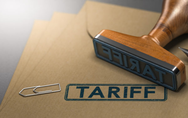 Regulation and Tariffs require Transparency